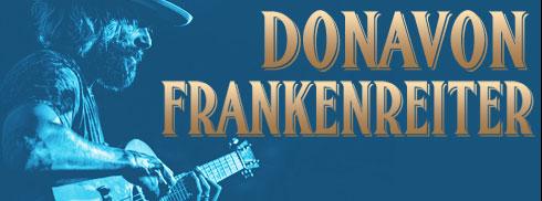 Donavon Frankenreiter